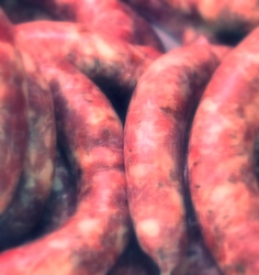 All Uncured Beef Sausage, Links