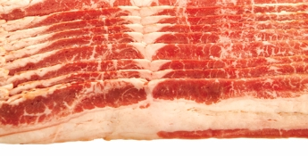 Natural Smoked Strip Bacon, Uncured (Large)